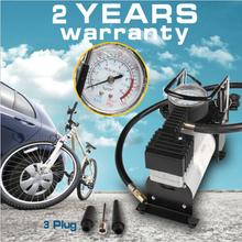 12V 150PSI Heavy Duty Portable Compressor Electric Car Tire Air Inflator pump(China (Mainland))