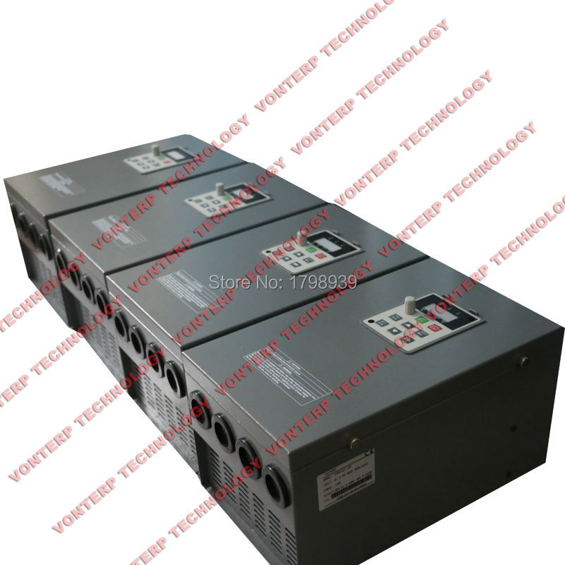 High quality 17A 380V 7.5KW frequency inverter converter 50Hz to 60Hz for driving 380V 220V AC Motor(China (Mainland))