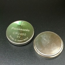 Buy Original Japan imported CR2450 3V button battery solder pins for $78.00 in AliExpress store