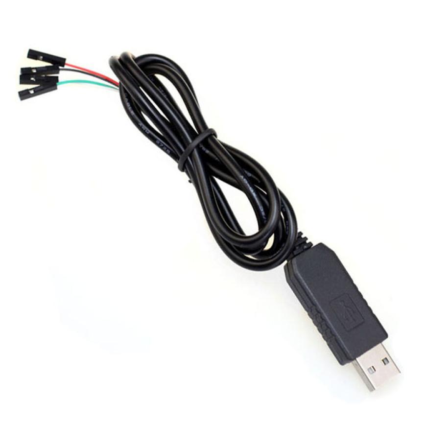 USB To RS232 TTL UART PL2303HX Auto Converter USB to COM Cable Adapter dec31(China (Mainland))