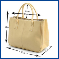 Free Shipping  2015 New Star Bags Hot Sale Fashion Women Bags Handbag Lady PU Handbag Leather Shoulder Bag Handbags Elegant