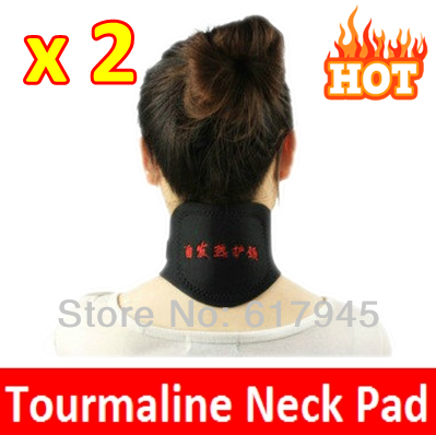 Lot Tourmaline Neck Pad Magnets Thermal Belt Self-heating Protector 2013 Winter - Fashion Stock Co., Ltd store
