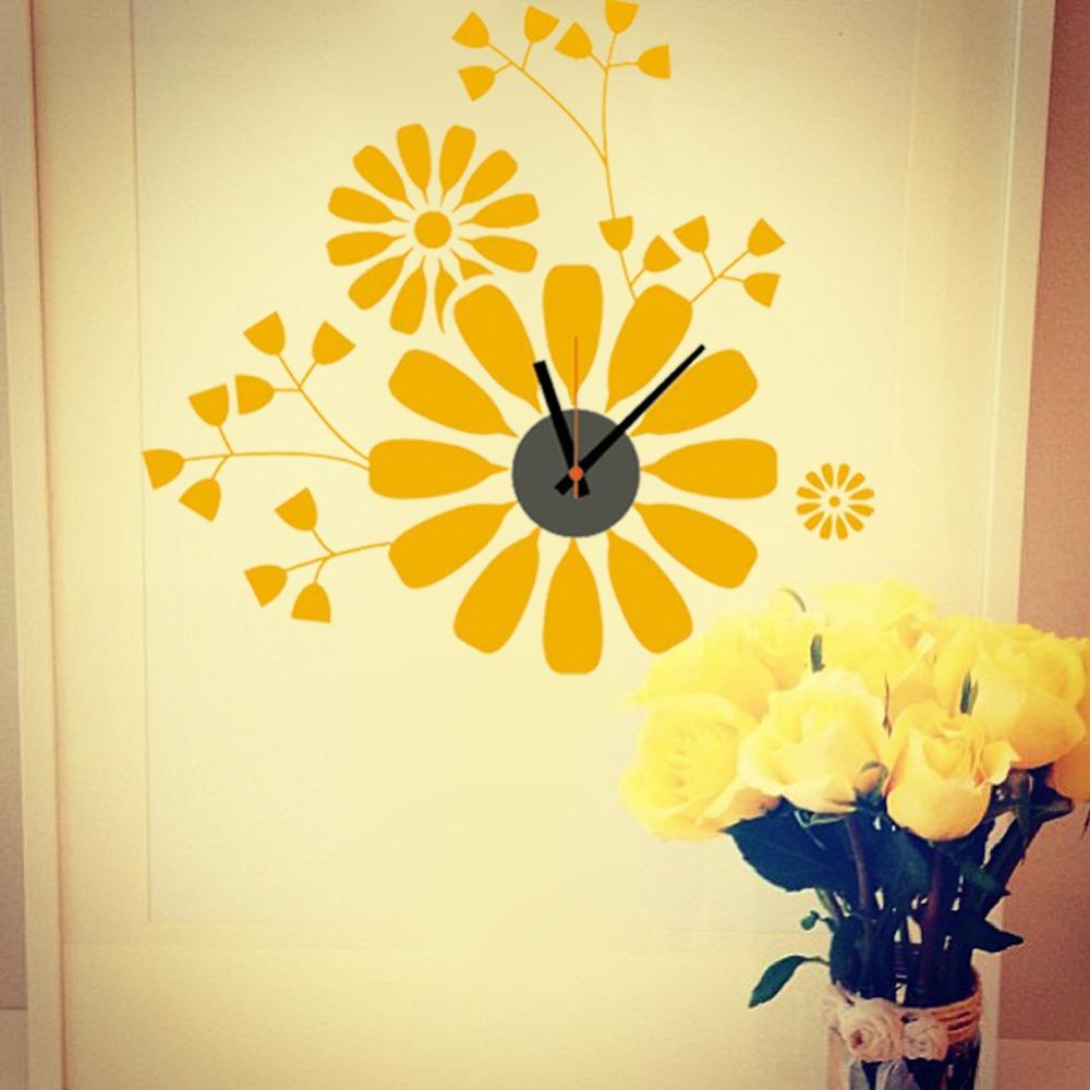 Orologi da parete giallo - Orologi classici da parete ...