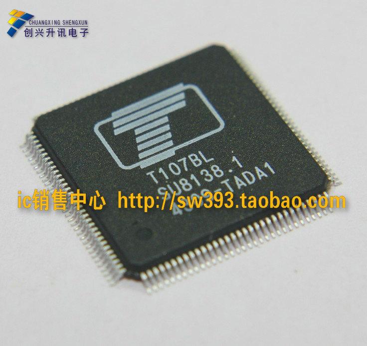 Интегральная микросхема T107BL LCD IC интегральная микросхема ic t107bl qfp