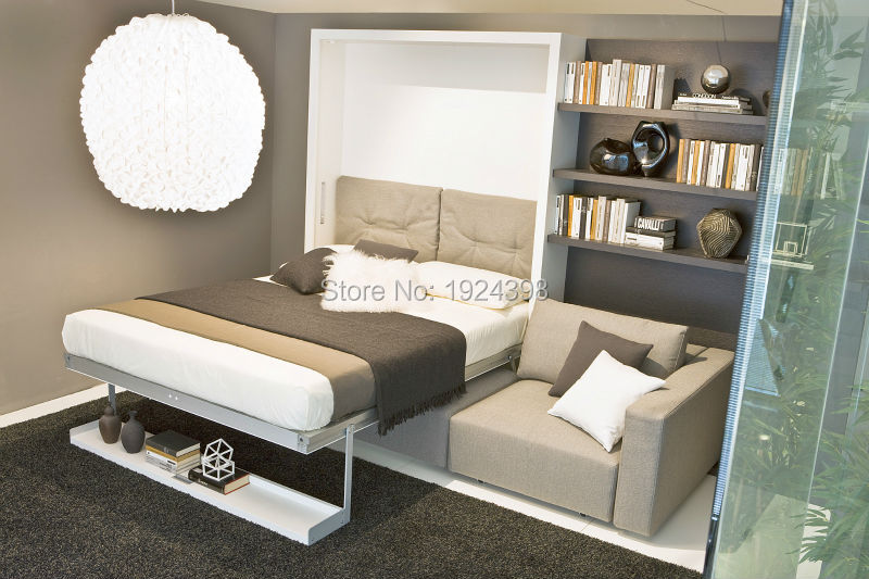 Wall bed, hidden type bed hardware accessories(China (Mainland))