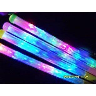 Free shipping10pcs/lot Multi colour flash Led party glow stick