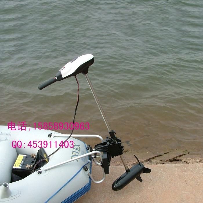 электро моторчик для лодки
