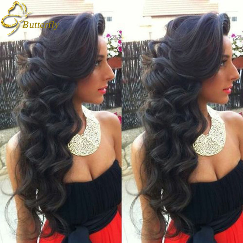 Brazilian body wave 3 bundles with closure Remy Queen hair brazilian body wave with closure 100% human hair weave lace closure<br><br>Aliexpress