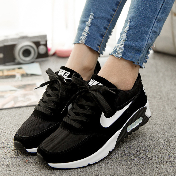 Women Shoes Zapatos Mujer Wedge Sneakers Sport Shoes Women 2015 Huarache Sneakers Running Shoes for Women Sneakers(China (Mainland))