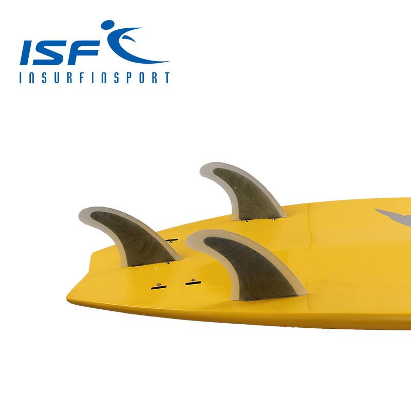 NEW design FCS Surfboard Fins prancha quilhas de Wood Surf Fins/Thruster Surfboard Fin(China (Mainland))