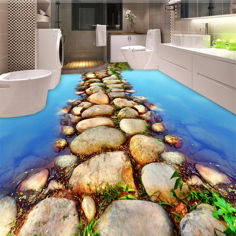 Fireproof River Rocks : Online buy wholesale river stone tile from china