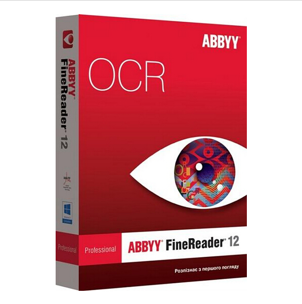 100% Working ABBYY FineReader Pro V12 OCR For Win 32&64Bit Support For Multi-Language
