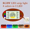 RGBW LED STRIP 4 in 1 DC12V 5M 60leds M 12mm LED SMD 5050 RGBW Strip