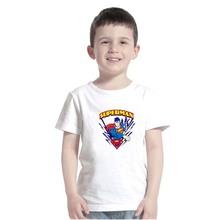 Shirt Childrens Superhero Cartoon