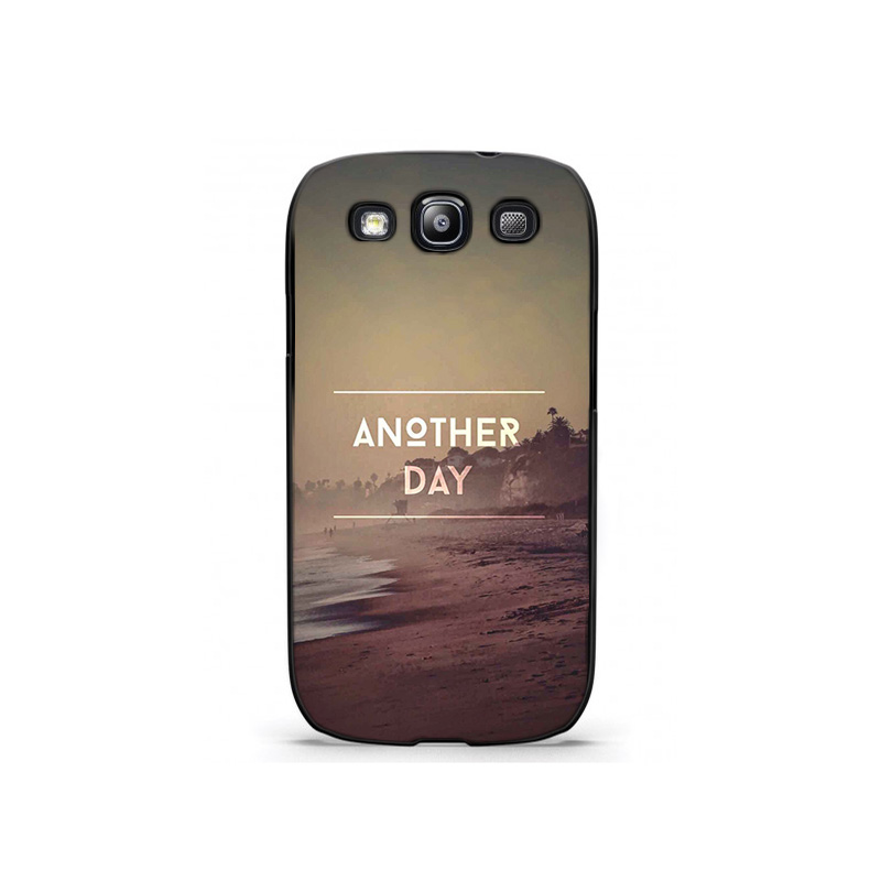 Another Day Beach HD Wallpaper.jpg Plastic Protective Shell Skin Bag Case For Galaxy S3 s3mini s5 s4mini Cases Hard Back Cover(China (Mainland))