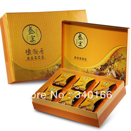 Specaily tea premium quality gift box fragrant anxi tie guan yin tea set 500g<br><br>Aliexpress