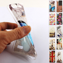 Honor 4C Case Luxury TPU Soft Silicon Case Cover For Huawei Honor 4C Cell Phone Case Silicone Original Cartoon Back Cover Shell