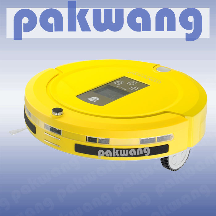 Absorbing and mopping intelligent robot vacuum cleaning(China (Mainland))