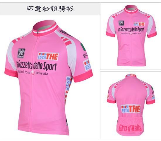 jersey women Wholesale !! 2014 Women pink subaru Cycling Jersey Short Sleeve Cycling Clothing / ropa ciclismo WM84111(China (Mainland))