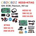 Full Set KTAG V2 13 ECU Programmer KESS V2 32 V2 V4 036 V5 017 Manager