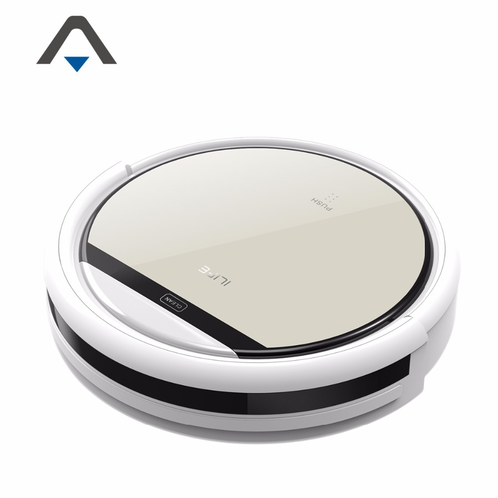 DHL Free Shipping CHUWI Remote control Self Charge V5 ROBOT Intelligent Robot Vacuum Cleaner for Home Slim HEPA Filter(China (Mainland))