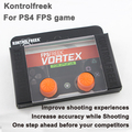 Kontrolfreek FPS Freek Analog Extenders Vortex for Playstation 4 PS4 PS3 Controller Orange