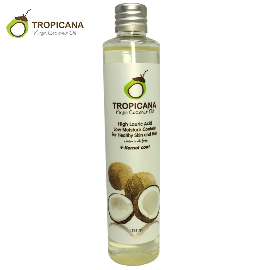Extra Virgin Coconut Oil For Natural Hair