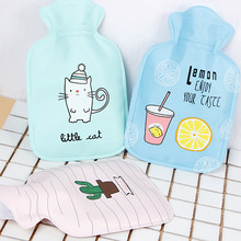 Water Injection Hot Water Bottle Explosion - Proof Children 's Students Hand Warm Treasure Cartoon Mini Warm Handbags 11 Pattern(China (Mainland))