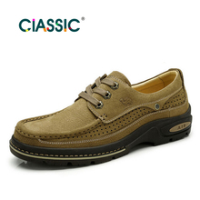 New Arrival Breathable Men Flats Brand Outdoor Nubuck Leather Shoes Handmade Moccasins For Man Soft Leather Flat Shoes