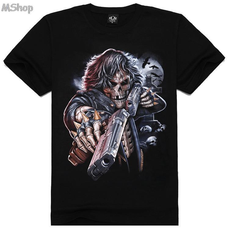 EBay explosions trade t men's 3D printing t shirts men t shirts shirt short sleeve tee shirt manufacturer mixed batch(China (Mainland))