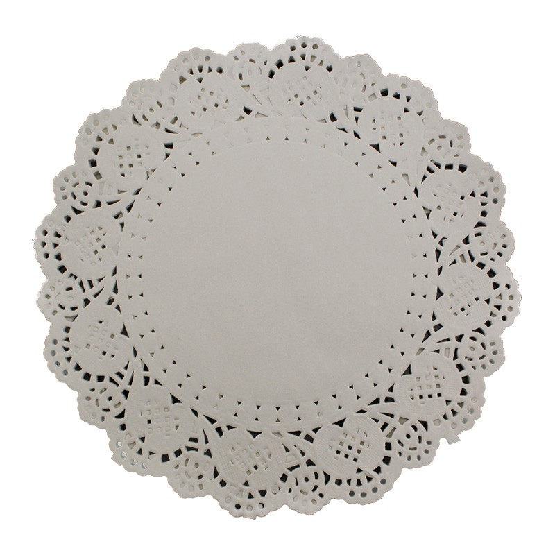 CCINEE-50pcs-7-5-inch-Eco-Friendly-Grease-Proof-White-Paper-Doilies-For-Party-Wedding-Christmas-1