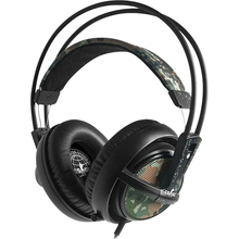 Steelseries Siberia V2  NAVI Natus Vincere Edition CS GO Gaming gamer Headphone with microphone noise isolating Headset
