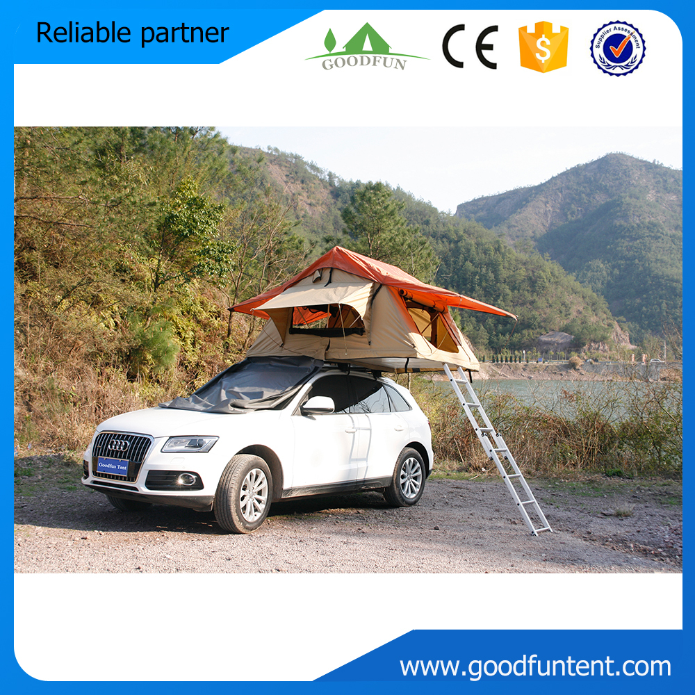Wholesale roof top tent ripstop camping car tent with customizable(China (Mainland))
