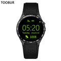 Smart Watch Android 5 1 Wearable Devices Toobur GPS Tracker 3G Wifi MTK6580 Quad Core Smartwatch