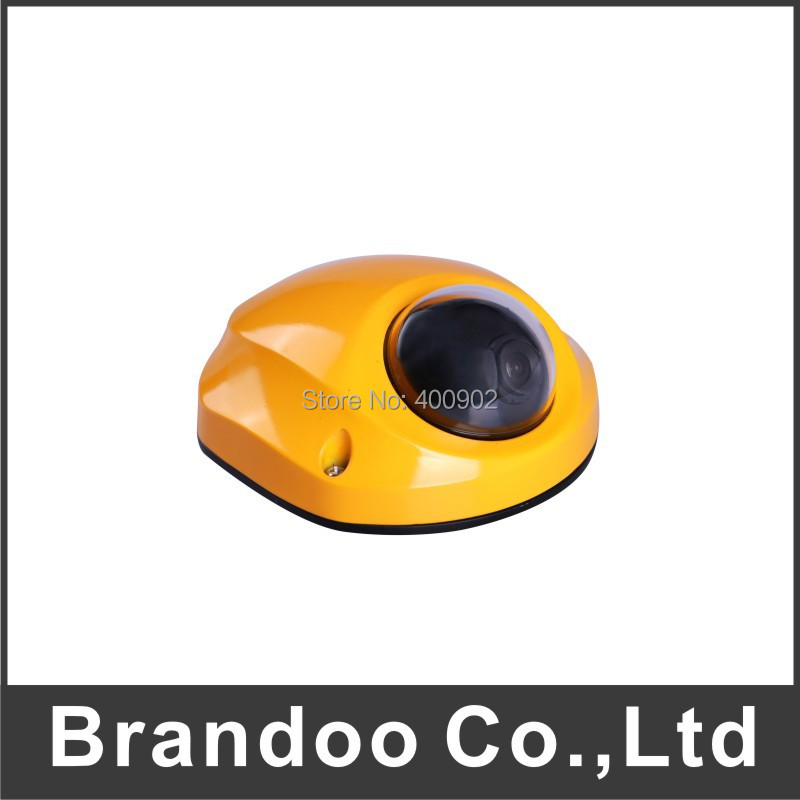 Mini size Roof type school bus camera, HD Camera 700TVL for school bus, shuttle bus camera from Brandoo CAM-610(China (Mainland))