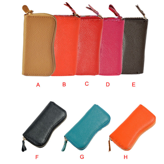 New 2015 Pu Leather Coin Purse Women Wallet Daily Storage Change Purse Ladies Handbag phone bag free shipping(China (Mainland))