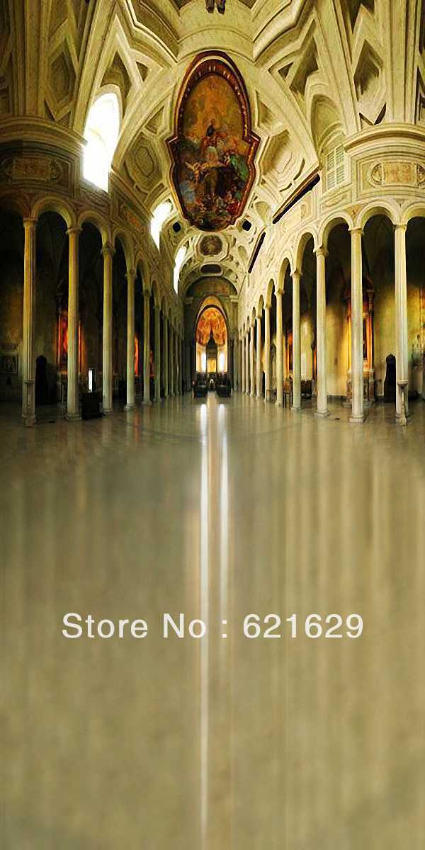 Magnificent building 10x20 CP Computer-painted Scenic Photography Background Photo Studio Backdrop  HY-CM-4060<br><br>Aliexpress