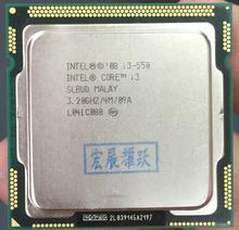 Buy Intel Core i3-550 I3 550 Dual-Core Processor (4M Cache, 3.20 GHz) LGA1156 Desktop CPU 100% working properly Desktop Processor for $26.00 in AliExpress store