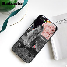Babaite Trippy Art aesthetic Space นักบินอวกาศสำหรับ iphone 11 Pro 11Pro สูงสุด 8 7 6 6S Plus 5 5S SE XR X XS MAX(China)
