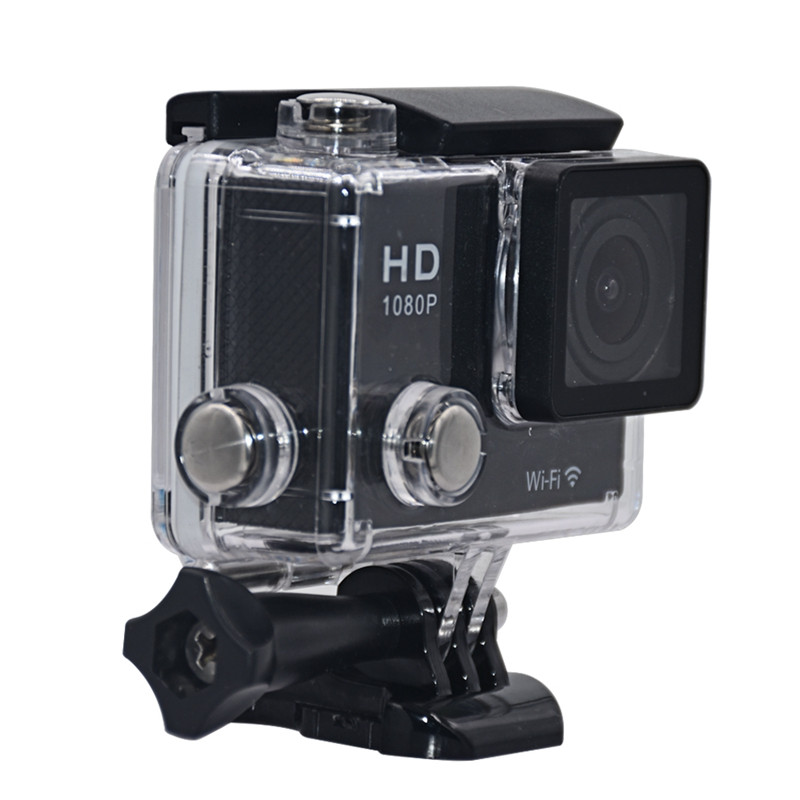 Gopro Style S2 Action Camera Car Camera Recorder 1080P Full HD 5.0MP 2.0 Inches Screen Helemet 30M Waterproof DV DVR 2015 Newest (2)