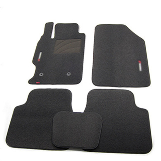 Brand New Car Floor Mats 5pcs Brand New Auto Carpet Mats Carpet Perfect Fitted For Mazda 6(China (Mainland))