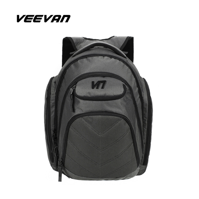New 2016 fashion designer men's vintage laptop bag outdoor travel backpack bolsa dual function business bag notebook knapsack
