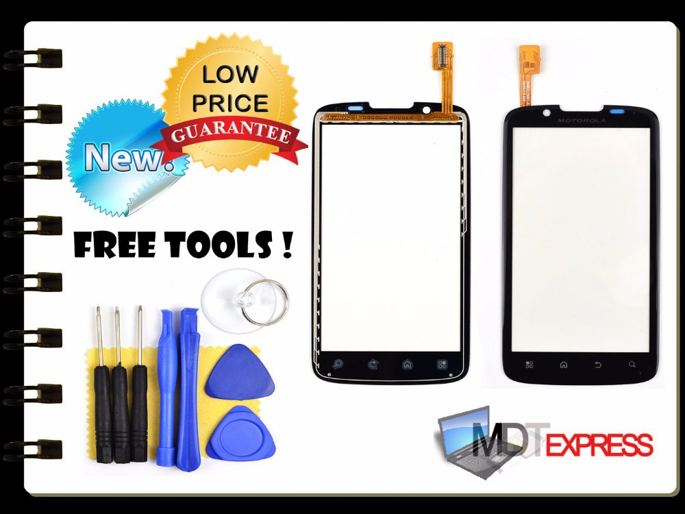 New! LCD Front Panel Touch Screen Front Panel Glass Lens Digitizer w/ Tools Replacement for Motorola Atrix II 2 MB865(China (Mainland))