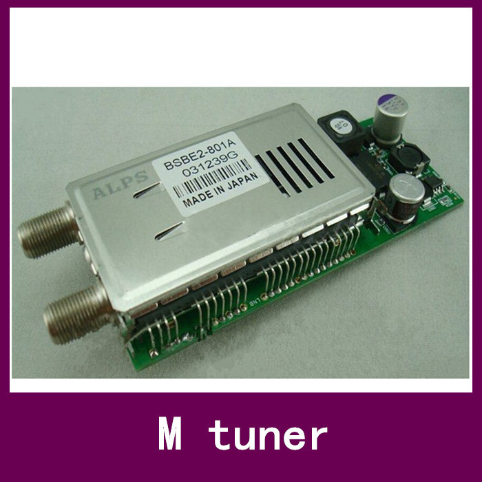 REV M DVB-S ALPS M Tuner DM800S Tuner for 800 HD DM800HD Digital Satellite Receiver Tuner(China (Mainland))
