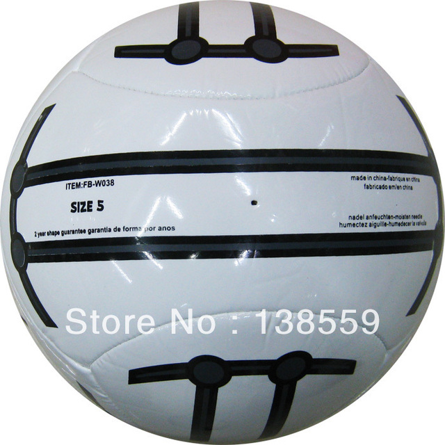 Free Shipping Brand New Official Size 5 TPU Material Machine Stitched Match Football High Quality Training Soccer Ball