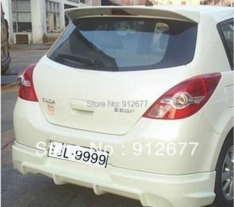 Spoiler Para Nissan Tiida