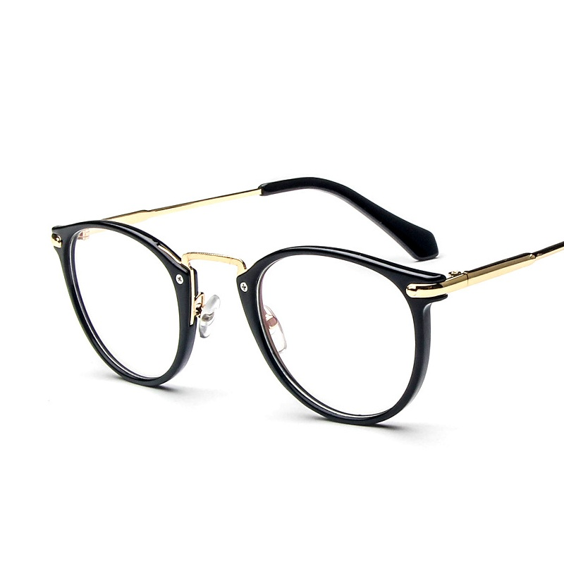 2016 Unique Vintage Fashion Glasses Frames Stylish Men ...