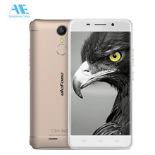 Original Ulefone Metal Fingerprint ID Cellphone MTK6753 Octa core 5.0 inch Smartphone 3GB RAM 16GB ROM Android 6.0 Mobile Phone(China (Mainland))