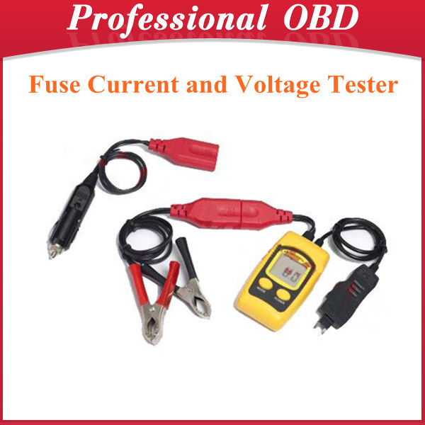 Factory Price Fuse Current and Voltage Tester Free Shipping(Hong Kong)