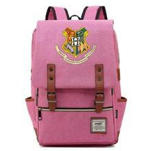 Для Vip Link Magic Hogwarts Ravenclaw Слизерин Гриффиндор для мальчиков и девочек портфели для подростков школьные сумки рюкзаки для женщин и мужчин(China)